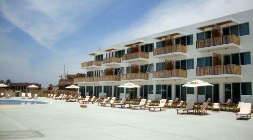 Hoteles en paracas reservados casi al 100 para la cade for Hoteles en paracas