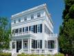Una de las millonarias casas en The Hamptons