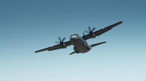 En mayo del 2015 se entregará un nuevo avión C-27J Spartan y dos se entregarán en el 2017.