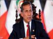 Ollanta Humala, presidente del Perú