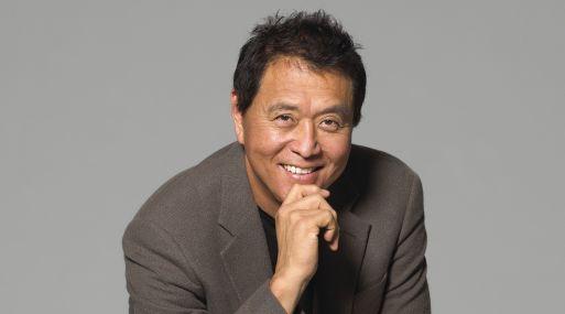 """El autor del libro """"Padre Rico, Padre Pobre"""", Rober Kiyosaki, estará en Lima el 28 de mayo."""