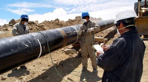 Enagás está presente en Perú desde el 2014.