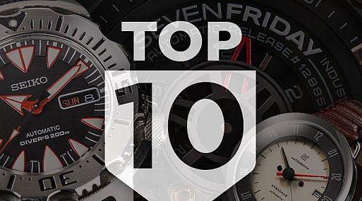 moda masculina diez relojes asequibles que muestran lujo