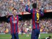 el Barcelona como es tradición tiene un gran juego de ataque con Messi, Neymar y Suárez.