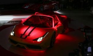 Ferrari apartado de las carreras termina como multimillonario