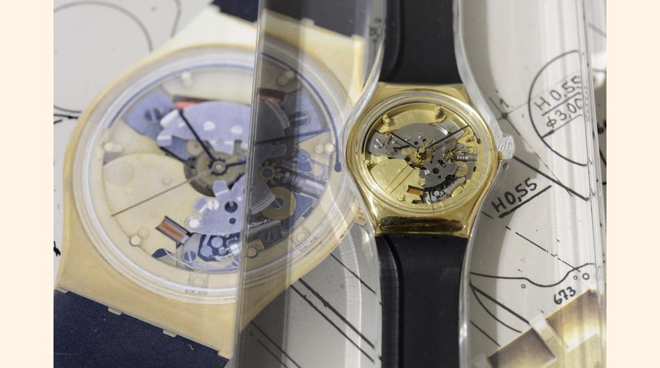 los icnicos relojes swatch que sothebyus subastar por ms de us milln