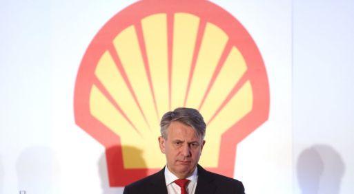 Presidente ejecutivo de Shell, Ben van Beurden.