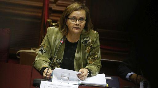 Rosa María Ortíz. (Foto: USI)