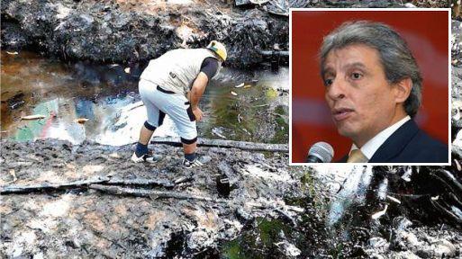 OEFA está evaluando las primeras acciones de Petroperú para contener el derrame en Chiriaco y Morona.