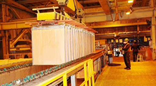 Cobre, con un precio a la baja, es uno de los productos que más se producen en los países de la Alianza del Pacífico. (Foto: Reuters)
