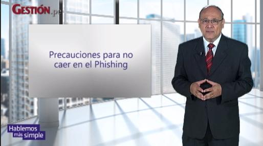 ¿Cómo evitar el fraude vía phishing?