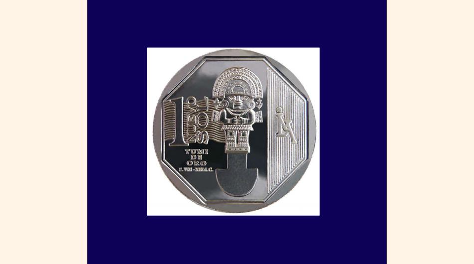 BCR, monedas