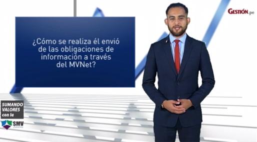 ¿Cómo se realiza el envío de las obligaciones de información a través del MVNet?