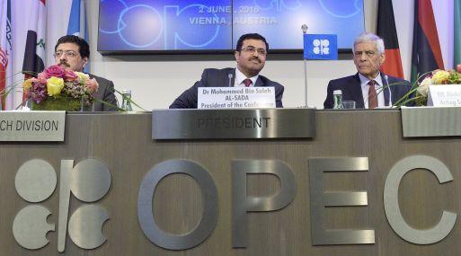 Mohammed Barkindo. (AFP)