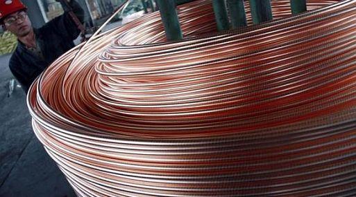 A las 0955 GMT, el cobre a tres meses en la Bolsa de Metales de Londres subía un 0.2%, a 4,822.50 dólares por tonelada.