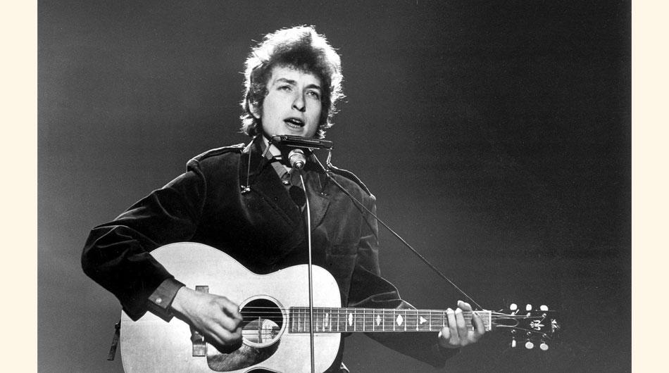 Premio Nobel de Literatura, Bob Dylan, ganador