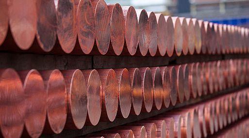 A las 1052 GMT, el cobre a tres meses en la Bolsa de Metales de Londres (LME) perdía un 0.33%, a 4,665.5 dólares por tonelada.