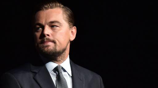 Leonardo DiCaprio. (Foto: AFP)