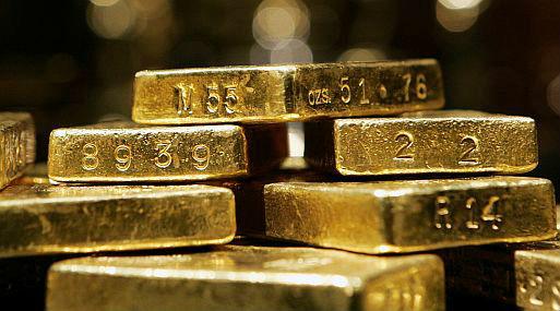 Los futuros del oro en Estados Unidos caían un 0.24%, a 1,186.5 dólares por onza.