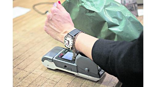 Los POS en el país están listos para aceptar la tecnología contactless.