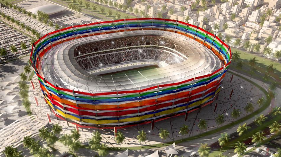 FIFA, Copa del Mundo, fútbol, Qatar 2022, estadios