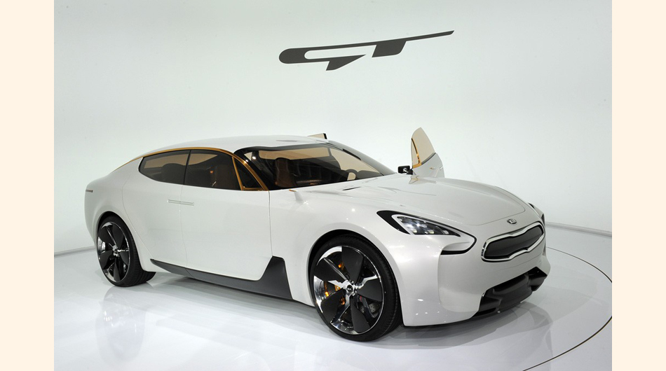 automóviles, Salón del Automóvil de Detroit