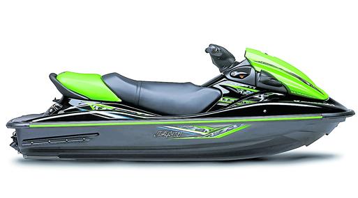 Diversión sobre olas: tres motos acuáticas de lujo