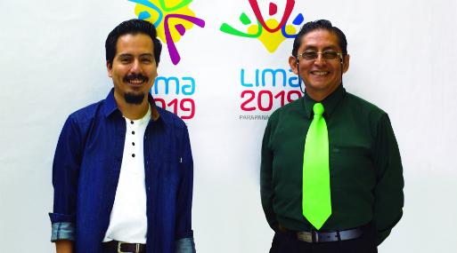 Diego Sanz (izq.) y Jorge Zarate (der.) reconocen que en un inicio no hallaban un elemento visual que pudiera identificar a la ciudad.