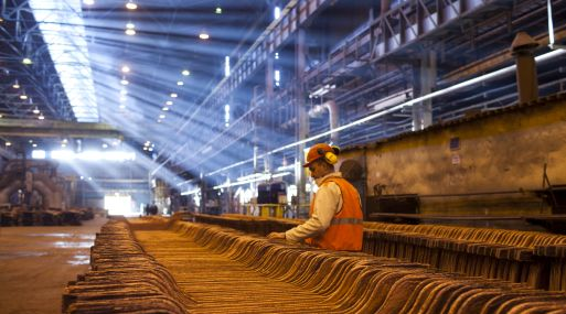 A las 1035 GMT, el cobre a tres meses en la Bolsa de Metales de Londres (LME) caía un 0.2%, a US$ 5,750.50 la tonelada.
