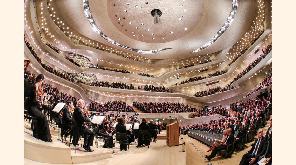 Filarmónica, Hamburgo, Alemania