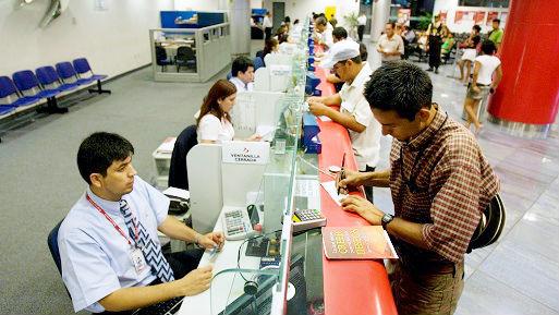 Los servicios financieros impulsarán nuestra economía este año (foto: USI).