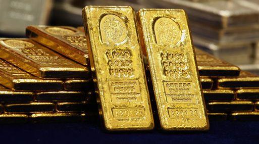 Los futuros del oro en Estados Unidos perdían un 0.4% a US$ 1,230.8.