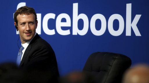 Mark Zuckerberg. (Foto: Reuters)