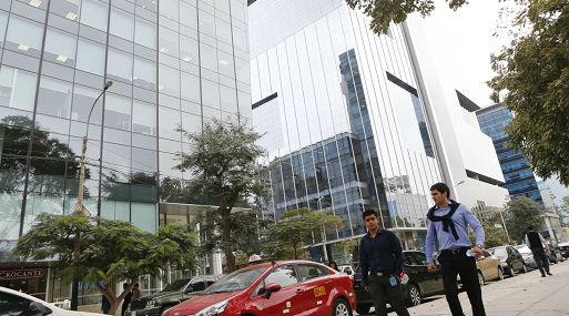 San Isidro es conocido por ser el centro financiero de la capital (foto: Gestión).