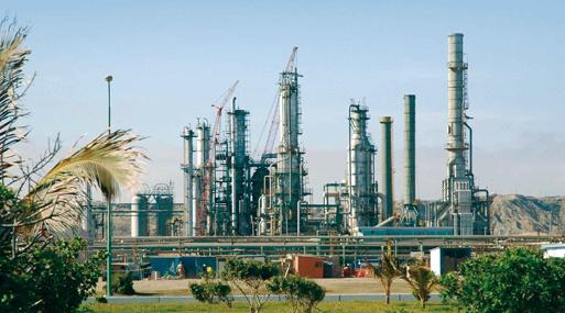 Refinería de Talara cerró 2016 con avance de 52%.