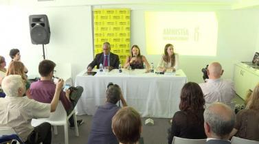 Amnistía Internacional: Argentina y Venezuela reprueban en Derechos Humanos