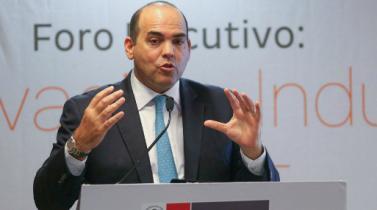 Fernando Zavala: Obras por Impuestos alcanzará S/ 1,600 millones el 2017