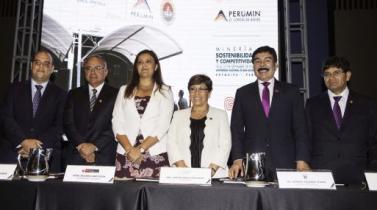 Perumin 2017: Empresarios y profesionales mineros de 50 países arribarán a Arequipa