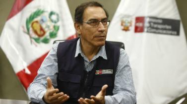 ¿Se debería interpelar a Martín Vizcarra por contrato del aeropuerto de Chinchero, como evalúa el fujimorismo?