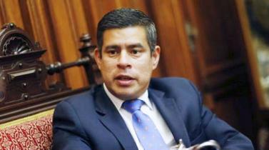 Galarreta propondrá a Fuerza Popular interpelar a ministro Vizcarra