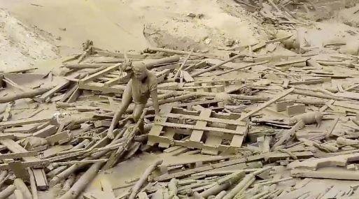 Fuertes lluvias dejan 43 muertos en Perú