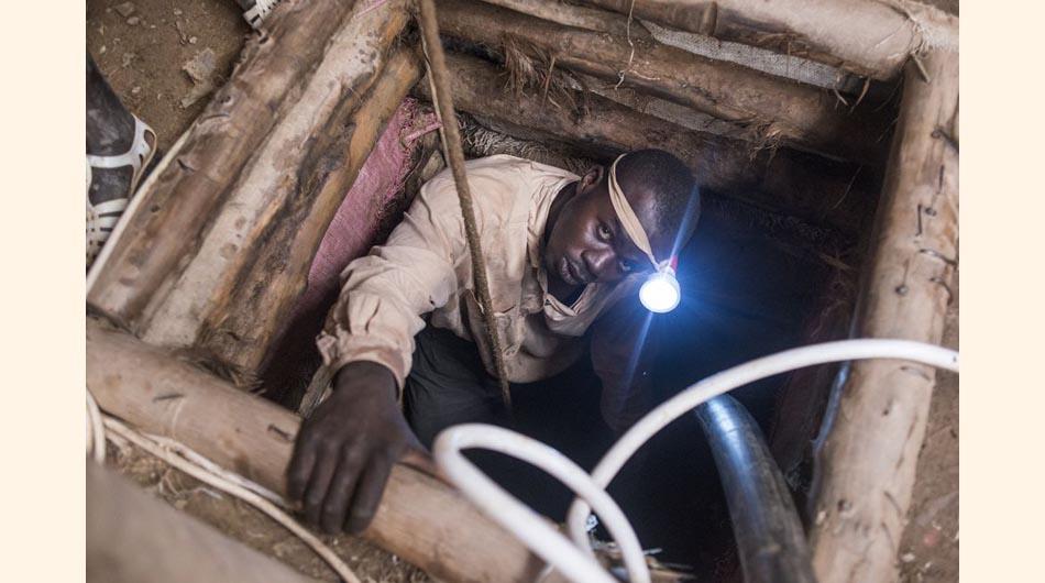 Minería, minería ilegal, minera