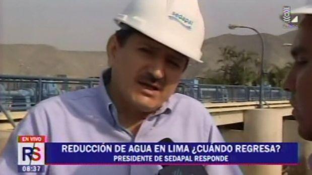 San Juan de Lurigancho: vecinos reclamaron falta de agua por sexto día