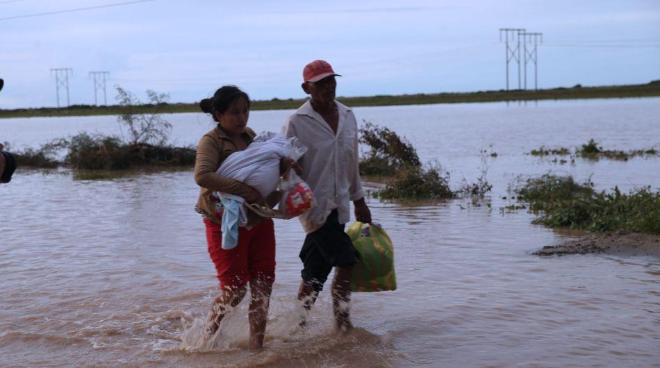 desastres naturales, INDECI, huaicos en el Perú, lluvias torrenciales