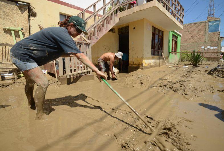 Fenómeno El Niño, Huaicos en Perú, Huarmey