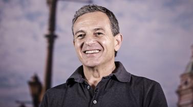 Presidente ejecutivo de Walt Disney, Bob Iger. (Foto: Bloomberg)
