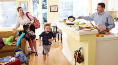 Estados Unidos: la licencia familiar es genial pero no cuando otros la toman