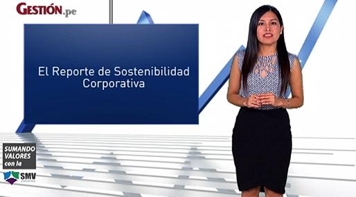 ¿Qué es el Reporte de Sostenibilidad Corporativa?