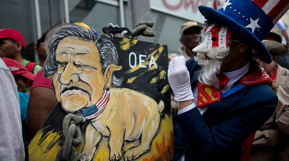 crisis, Venezuela, OEA, países, agenda, Democrática Interamericana
