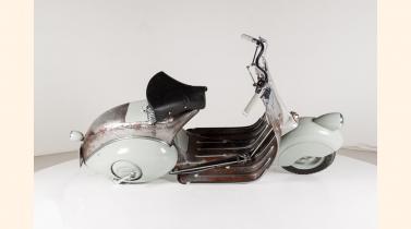 Piaggio Vespa del año 1946 se subasta por más de US$ 150,000